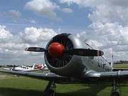 AircraftExhibitAtNorthWealdAirField(ChristineMatthews)Jun2004