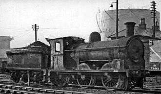 NBR C Class - 65260 at Kipps Locomotive Depot