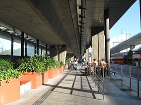 Airport Ground Transportation Center Bus Terminus 2007.jpg