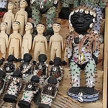 Togo-Religion-Fil:Akodessawa Fetish Market 2016 Ausschnitt