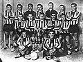 Al-Athori SC with the 1960 Iraq FA Cup Championship trophy.jpg