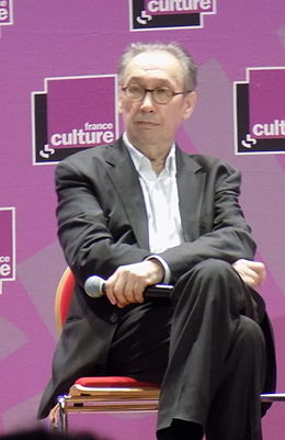Alain Renaut Forum France Culture Philosophie 2016.JPG