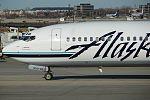 Alaska Airlines Boeing 737-900. (3297138391).jpg