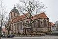 Albanikirchhof, Kirche St. Ablbani Göttingen 20180112 003.jpg