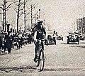 Albert Dejonghe, vainqueur de Paris-Roubaix le 16 avril 1922.jpg