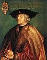 Albrecht Dürer - Emperor Maximilian I - WGA07012.jpg