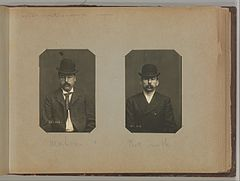 Album of Paris Crime Scenes - Attributed to Alphonse Bertillon. DP263714.jpg