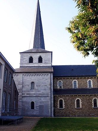 Maaseik - Image: Aldeneik, St Annakerk 06
