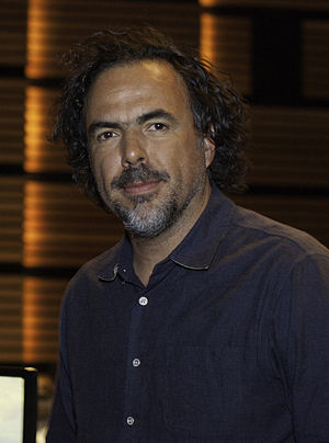 Schauspieler Alejandro González Iñárritu