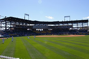 LSU Tigers baseball - Alex Box Stadium/Skip Bertman Field