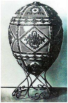 Alexander Iii Commemorative Faberg 233 Egg Wikipedia