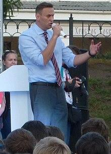 Alexei Navalny - Wikipedia