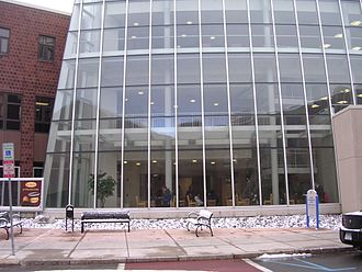 University at Buffalo School of Management - Alfiero Center is home to the School of Management