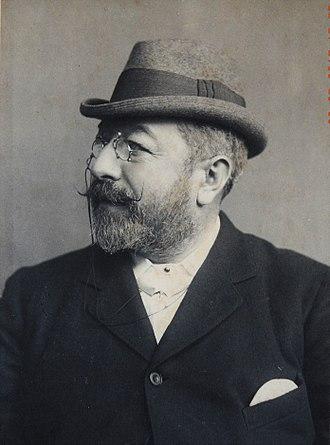 Alfred Barnard - Barnard's author photograph
