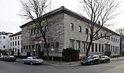 Alfred Rosenberg's office from 1942
