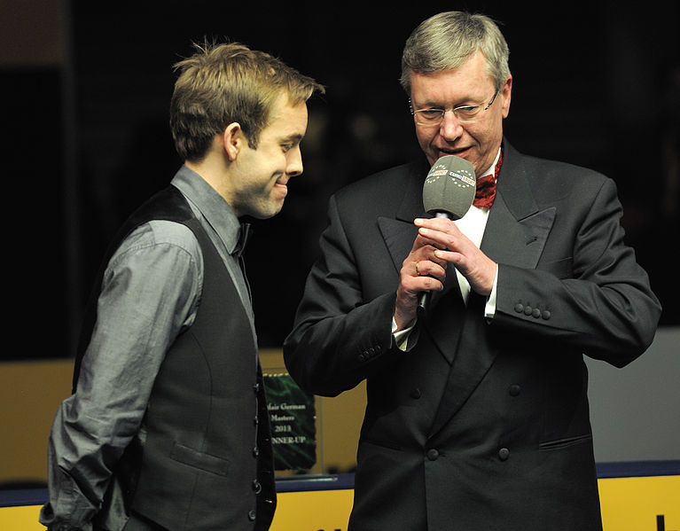 File:Ali Carter and Rolf Kalb at Snooker German Masters (DerHexer) 2013-02-03 01.jpg