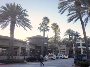 The Aliso Viejo Town Center