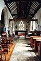 All Saints, Godshill - East end - geograph.org.uk - 1153483.jpg