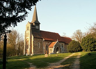 Great Braxted - All Saints' church, Great Braxted