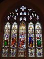 All Saints church, Kingston upon Thames (stained glass) 12.JPG