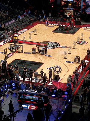 2016 NBA All-Star Game - Skills Challenge Competition 2016 Toronto