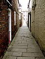 Alley in Howden - geograph.org.uk - 1561873.jpg