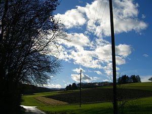 Allschwil - Countryside outside Allschwil