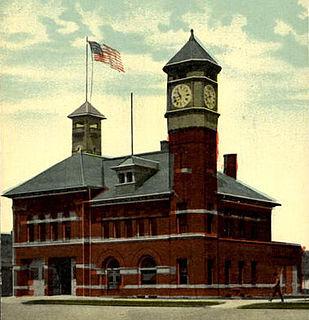 Alma, Michigan City in Michigan, United States