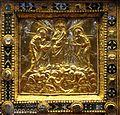 Altare di s. ambrogio, 824-859 ca., fronte dei maestri delle storie di cristo, 06 trasfigurazione.jpg