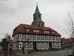 Markt in Hildesheim