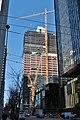 Amazon Tower II under construction (23257353389).jpg
