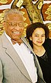 Ambassador Horace Dawson with his granddaughter.jpg