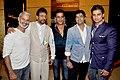 Amin Hajee, Javed Jaffrey, Ravi Kishan, Shiv Pandit.jpg