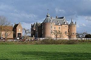 Ammersoyen Castle - Ammersoyen Castle