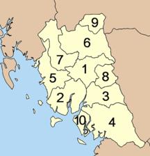 Changwat Trang