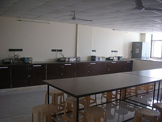 A. P. Shah Institute of Technology - Control systems lab.