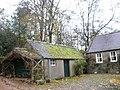 An arbour, Mains of Craigievar - geograph.org.uk - 1566617.jpg