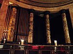 Andaz Liverpool Street Hotel (former Great Eastern Hotel) 11 - first floor (Greek) masonic temple.jpg