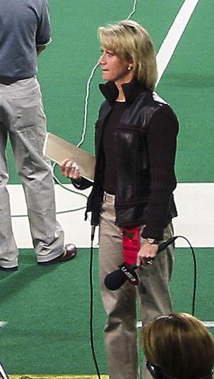 Andrea Kremer - Kremer in 2004