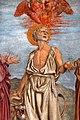 Andrea del castagno, trinità e san girolamo tra le ss. paola ed eustochia, 1453-54 ca. 04.jpg