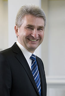 Andreas Pinkwart politician and dean
