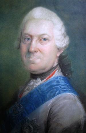 Andrzej Zamoyski - Anonymous portrait