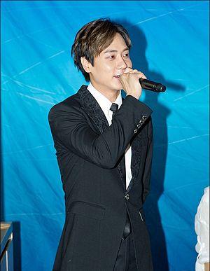 Andy Lee (South Korean singer) - Andy Lee in 2012