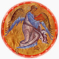 Angel from Morosov Gospel 15th century.jpg