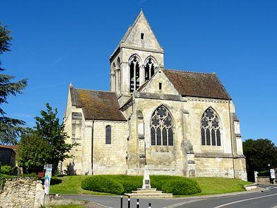 Église Saint-Vaast d'Angicourt
