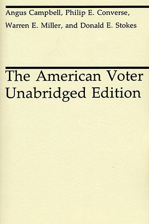 The American Voter - Cover