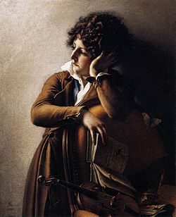 Anne-Louis Girodet De Roucy-Trioson - Benoît-Agnes Trioson - WGA09505