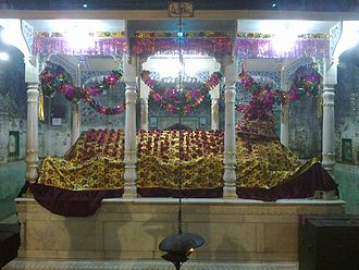 Syed Ahmad Sultan - Annual Urs celebrations at the shrine of Hazrat syed Zain ul Abideen, sultan sarwar