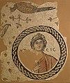 Antakya Archaeology Museum Ktisis mosaic sept 2019 6218.jpg