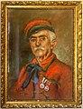 Antonio salvetti, ritratto del garibaldino giuseppe bordi detto pisto, 1924.jpg